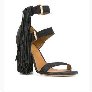 Chloe Maya suede sandal